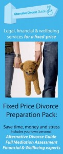 divorce preparation pack