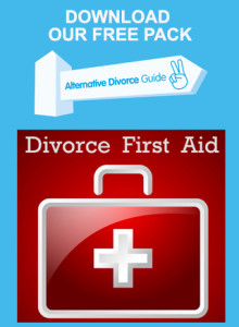 HOME PAGE DivorceFirstAid COVER